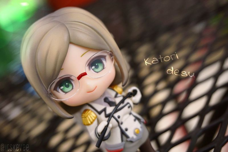 Katori :3 Kantaicollection Kancolle ねんどろいど Nendoroid Katori 艦隊これくしょん 艦コレ Anime KAWAII