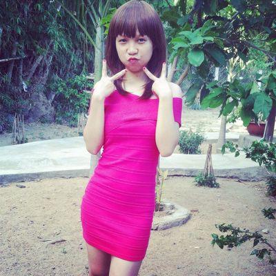Girl Cute beauty model