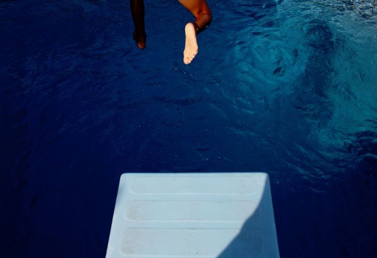 Jumping into the deep Blue... The Magic Mission Capture The Moment EyeEm Best Shots Getting Inspired Blue Color Palette Exceptional Photographs Smart Complexity Eyeem Market From My Point Of View Capturing Movement Water_collection EyeEm Gallery Minimalism Minimalobsession Less Is More Taking Photo My Unique Style Smart Simplicity Home Is Where The Art Is