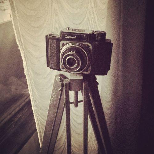 Фото фотоаппарат ретро