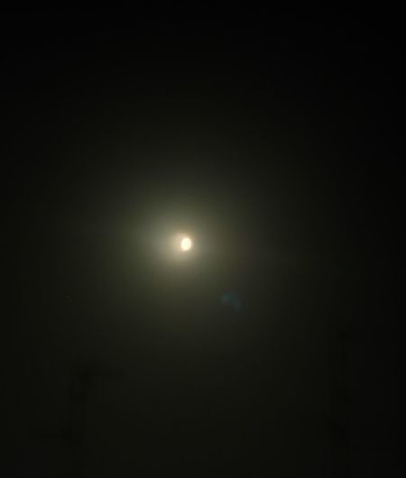 Moon Astronomy Space Illuminated Night Moonlight No People Solar Eclipse Sky Outdoors