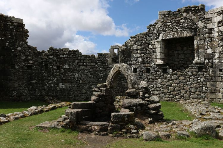 Ancient Ancient Civilization Archaeology Architecture Building Building Exterior Built Structure Cloud - Sky Day Grave History Nature No People Old Old Ruin Outdoors Ruined Sky Solid Stone Stone Material Stone Wall The Past Travel Travel Destinations