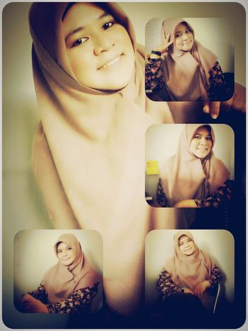 Me Myself And I Indonesian Hijabers Just Smile ♥
