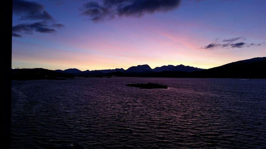 Vintermorgen i Ålesund