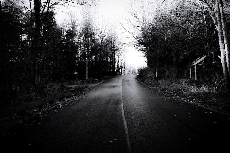 The road Fine