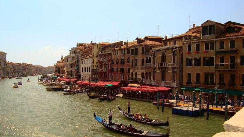 Water Travel Vacations Tourism Gondola - Traditional Boat Sky Tourboat Vacations Bridge Reiselust Throwback Venice Italy MadeinItaly Venedig Venezia Fotografie View Photooftheday EyeEmNewHere