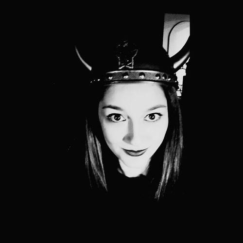 Viking Lady Littlelady Girl Blackandwhite Turkey Turkishfollowers EyeEm