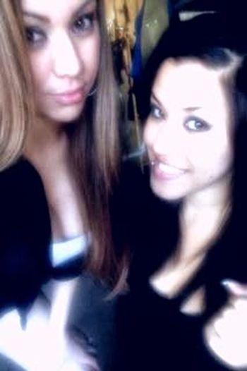 my main girl & I ?
