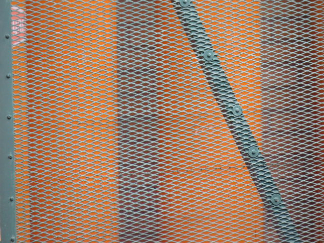 Metal Gas Cylinder Backgrounds Full Frame Orange Color Close-up Textured  Pattern Metal Grate