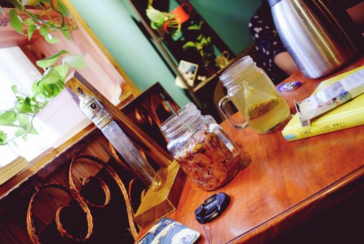 Indoors  No People Day Rose Tea Table 宁夏 猫咖下午茶