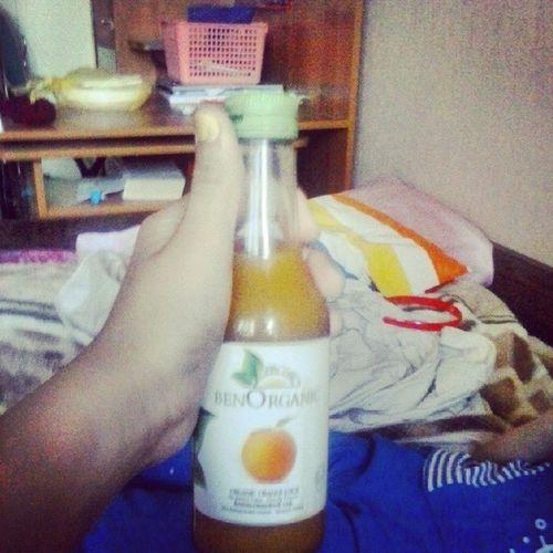 Натуральный апельсиновый сок BenOrganic