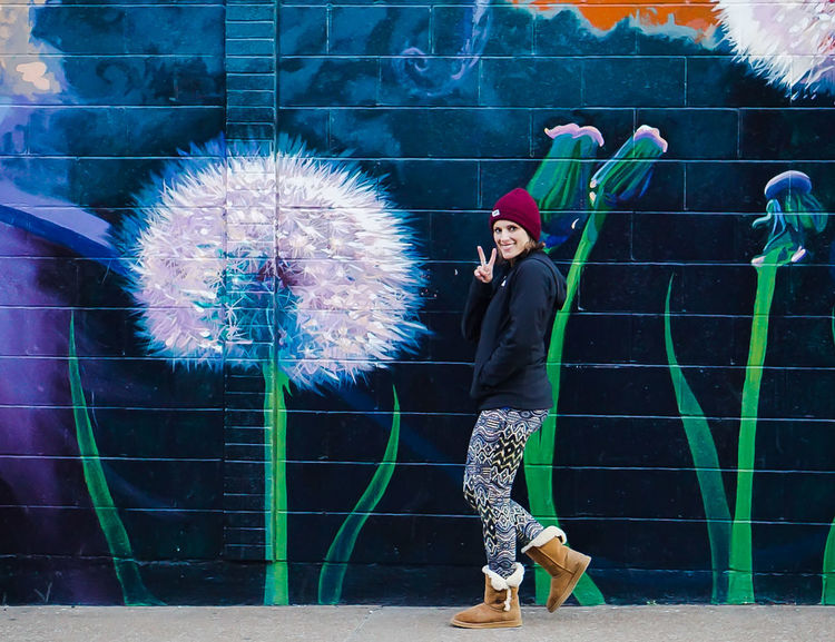 Wall Murals Cold Days Peace Women Of EyeEm EyeEm Best Shots EyeEm Gallery