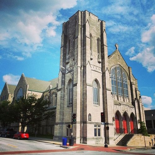 Beautiful Architecture MissouriUnitedMethodistChurch MethodistChurch Religious  Religion USA PlaceOfWorship Church Christianity ColumbiaMo CoMo