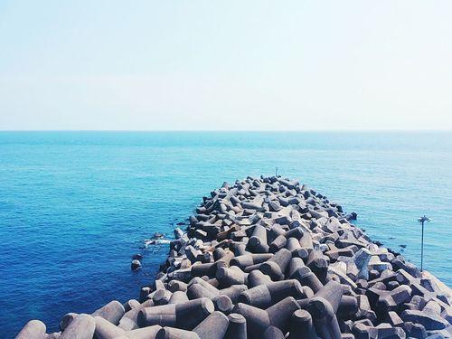 울릉도 바다