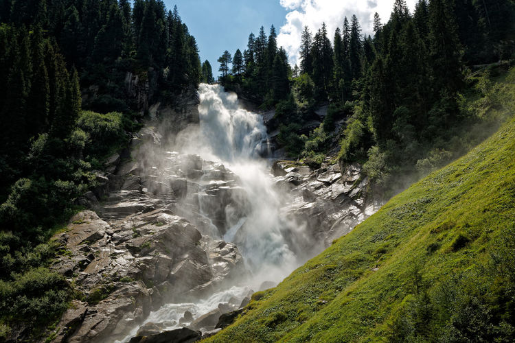 Krimml Waterfalls , Austria. Krimml Waterfalls , Austria. Beauty In Nature Day Environment Flowing Flowing Water Forest Green Color Growth Krimml Waterfalls Krimmler Krimmler Wasserfalle Krimmlerwasserfälle Land Long Exposure Motion Nature No People Non-urban Scene Outdoors Plant Power In Nature Rock Scenics - Nature Tranquil Scene Tree Water Waterfall Waterfalls