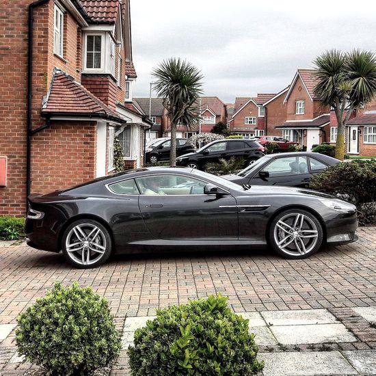 Next door neighbour's 2017 Astonmartin