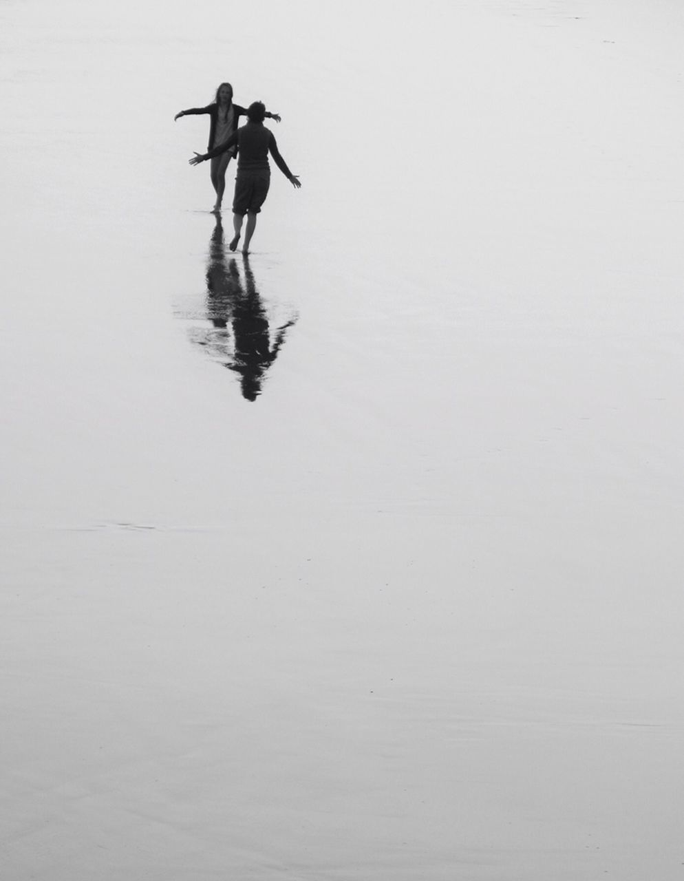 oar, nature, adventure, real people, two people, silhouette, outdoors, day, men, water, rowing, people