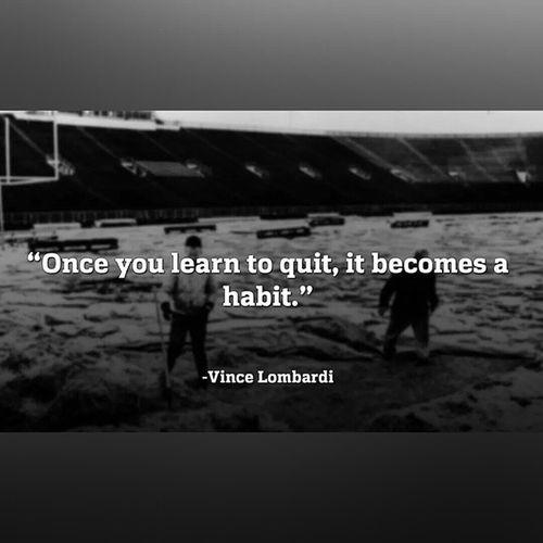 Lombardi Motivational