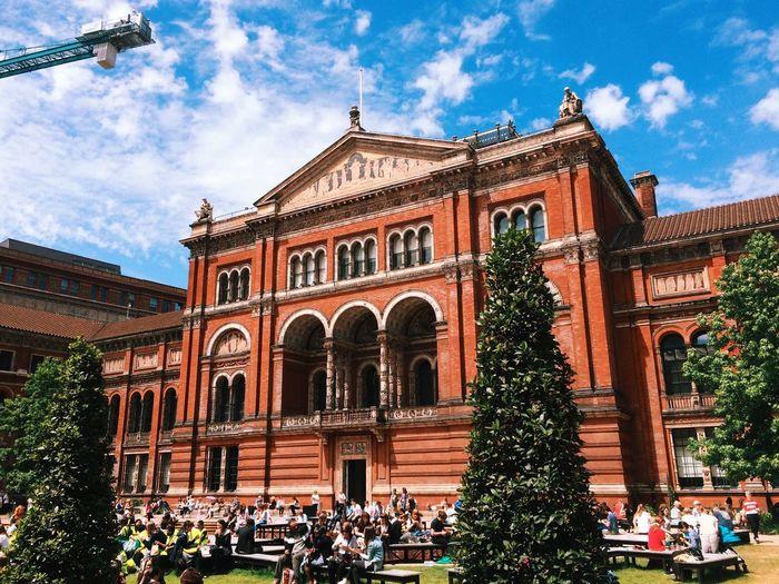 V&A Vanda Victoriaandalbertmuseum  London Museum