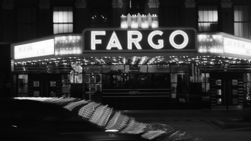 Fargo, ND / Downtown / February 25, 2016 Abundance Arrangement Blurred Motion Choice City Life Close Up Communication Direction Fargo Fargo Theatre Full Frame Indoors  Information Large Group Of Objects Monochrome Movie Theatre  North Dakota Order Retail  Side By Side Sign Store Technology Text Variation