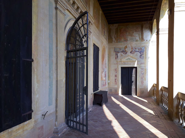 Padova Veneto Italy Architecture Art Wall Arts Culture And Entertainment Built Structure Day Door Empty Indoors  Light And Shadow No People Villa Emo