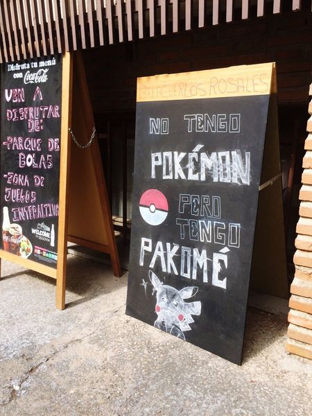 TakeoverContrast Blackboard  Board Sing Restaurant Menu Board Typical Spanish Streetphotography Pokémon Pokemon Go Chascarrillos Burger Menu Burger Black Board Lunch Embrace Urban Life My Year My View