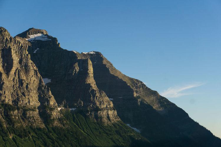 Mountain Rock -