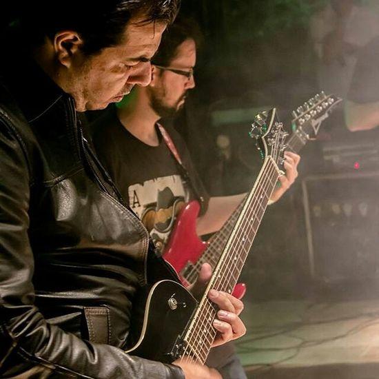 Show em Formiga MG Brasil Music Is My Life Rocknroll Band Heavymetal Guitarist