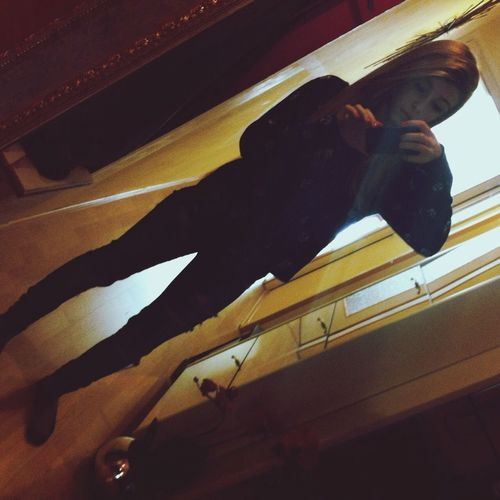 Hello World That's Me ✌❤