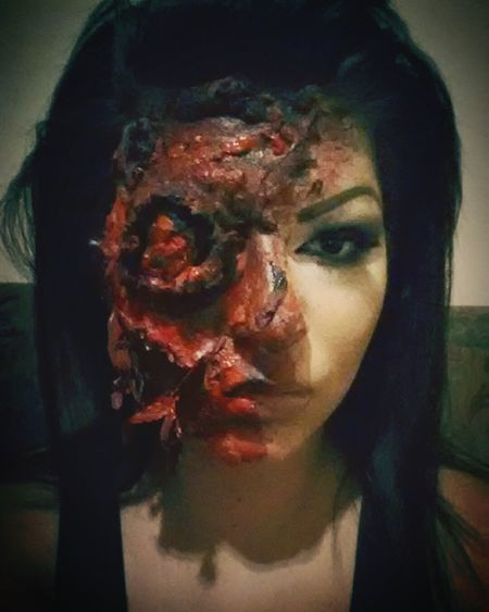 That's Me My Work My Work:) Makeup Make Up Horror Horror Makeup Makeup ♥ Make Up ❤ Make Up Artist Make Up ^_^ Make Up <3 Make Up ART
