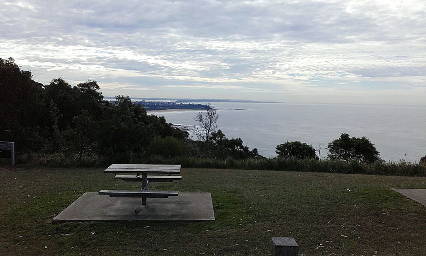 Not as lovely in the photo😭 Outdoors Nature No People Sky Water Ocean View Beauty In Nature Tranquility In My Little Corner Of The World Justfeeling Beautiful Day Relaxation Seat