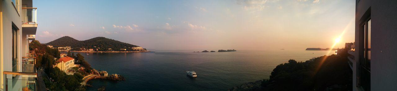 Panorama in Croatia