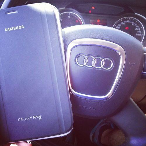 2.0  A4 Audi FourRings Galaxy Note 8.0 Galaxynote Samsung