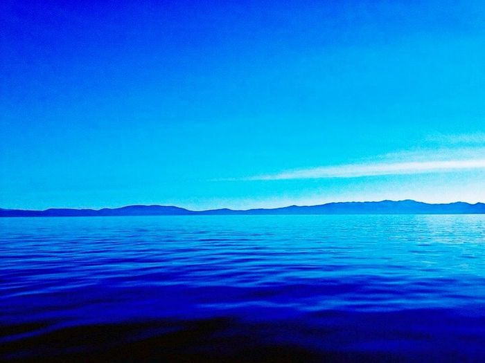 Blue Blue Sky Bluewater Bluesky Blue Water Blue World Blue Tahoe Blue Tallac Blue Fitzhugh Minimalism
