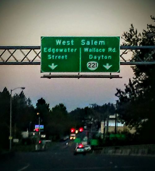 No Traffic West Salem Salem, Oregon Traffic Lights Car Lights At Dawn  Overpass View Stop Light Hello World Take Me Home ❤ Willamette Valley Oregon Sunrise Pivotal Ideas Color Palette Colour Of Life Street Photography Snap Shot Of Life From The Car  From The Cockpit Enjoying Life Taking Photos Saturday Morning