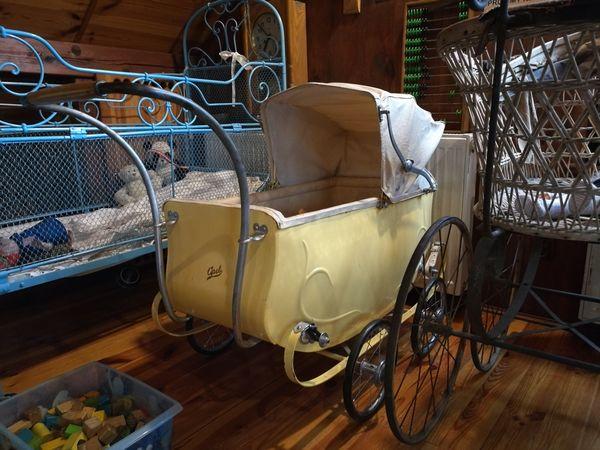 Open Air Museum Stroller Restaurant Old Items