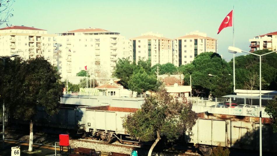 TCDD Manisa  Tren Istasyon