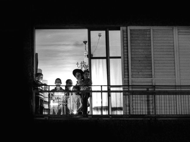 Family Time Hanukkah Lights Candels Family Israel Happy Hanukkah Open Edit Eye4photography  EyeEm Best Shots Urban City Childhood Children Blackandwhite Black And White Mydstreetmoments The Street Photographer - 2016 EyeEm Awards The Photojournalist - 2016 EyeEm Awards