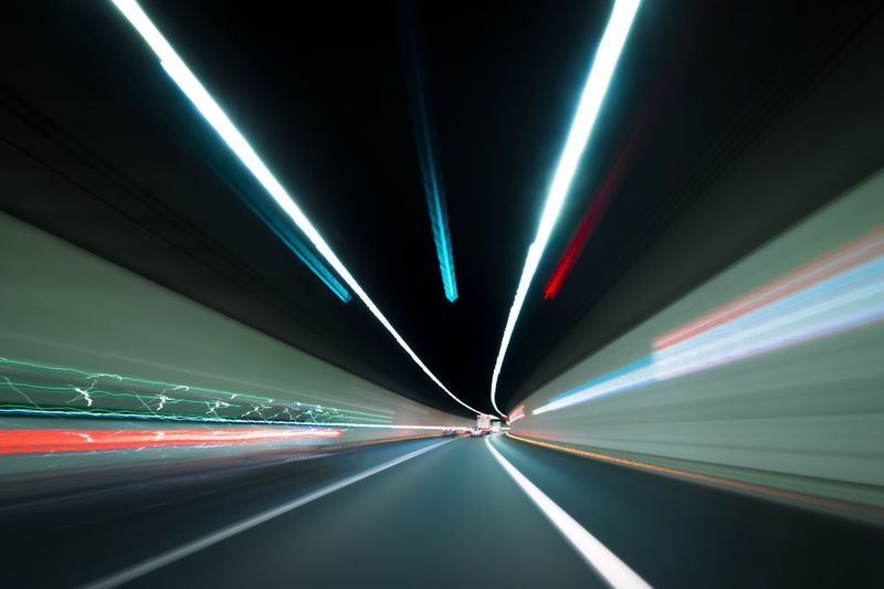 The Week On EyeEm Illuminated Transportation Light Trail Long Exposure Speed The Way Forward Night Motion Road Indoors  No People Architecture Motion Highway Autostrada Abstract Car Long Exposure Shot Mix Yourself A Good Time