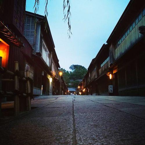 Kanazawa,japan Histrorical Building Japan Travel Destinations