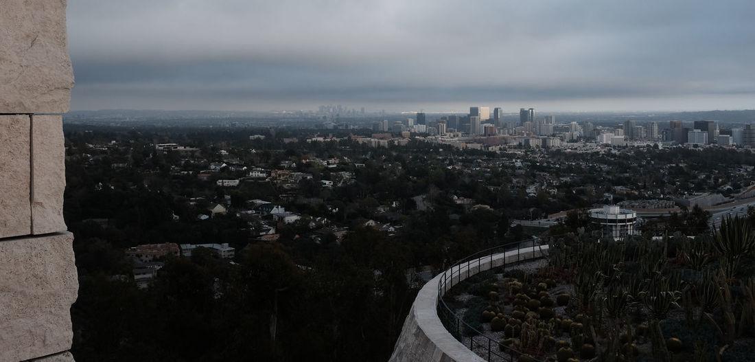 405 Freeway California Fujifilm Getty Center Landscape Los Angeles, California Losangeles LosAngelesCity X100t