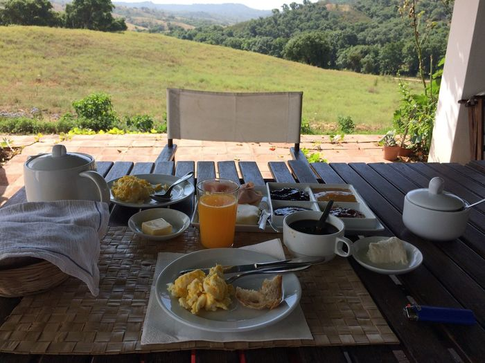 EyeEm Best Shots Eye4photography  EyeEm Gallery EyeEm Nature Lover Outdoors Tranquility Calm Breakfast Breakfast With A View Countryside Colour Of Life