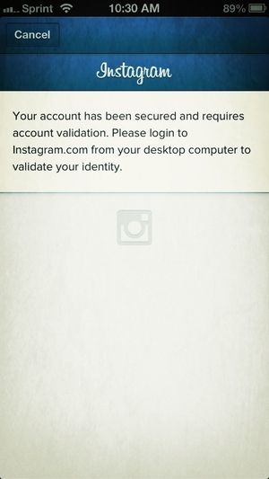 So Long Instagram