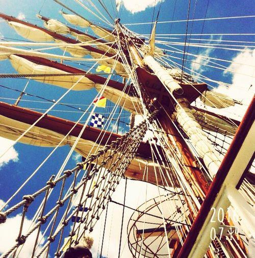 Brest2016 Boat Sun Summer
