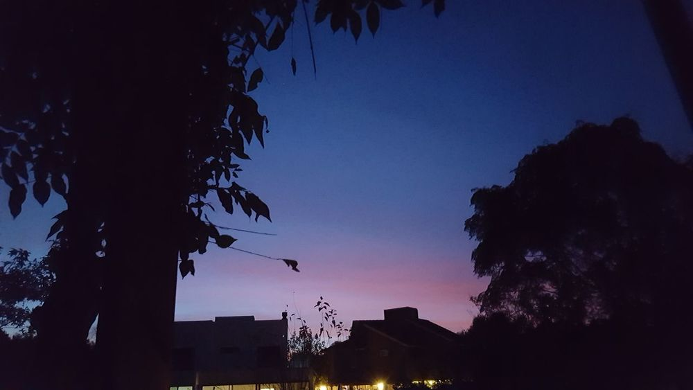 EyeEmNewHere Colors Eventide Twilight Sky Dusk Sky Twilight