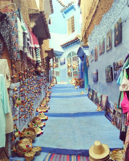 Colors Blue Chaouen Old Medina first eyeem photo EyeEmNewHere