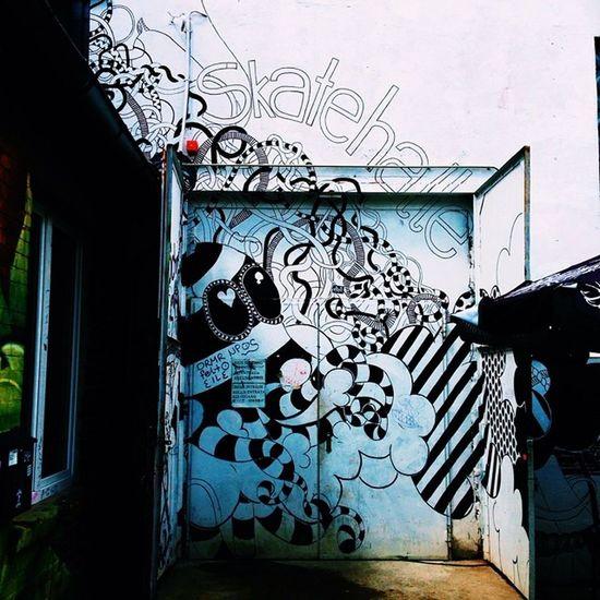 Skaters paradise. #instameet #everchangingberlin #ecb_urban #ecb_reclaim #igersberlin #igersgermany #vscocam