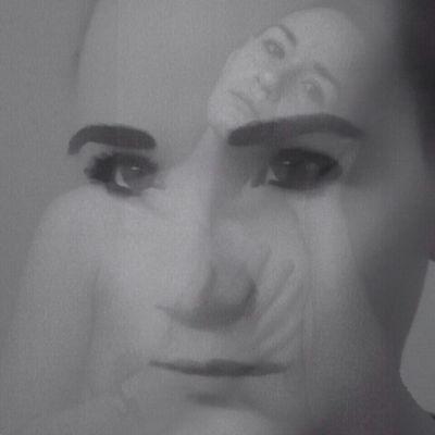...I love this edit of me done by @no_bo_dy at IG... Selfportrait Collaborative Art Project Self Portrait Art Portrait