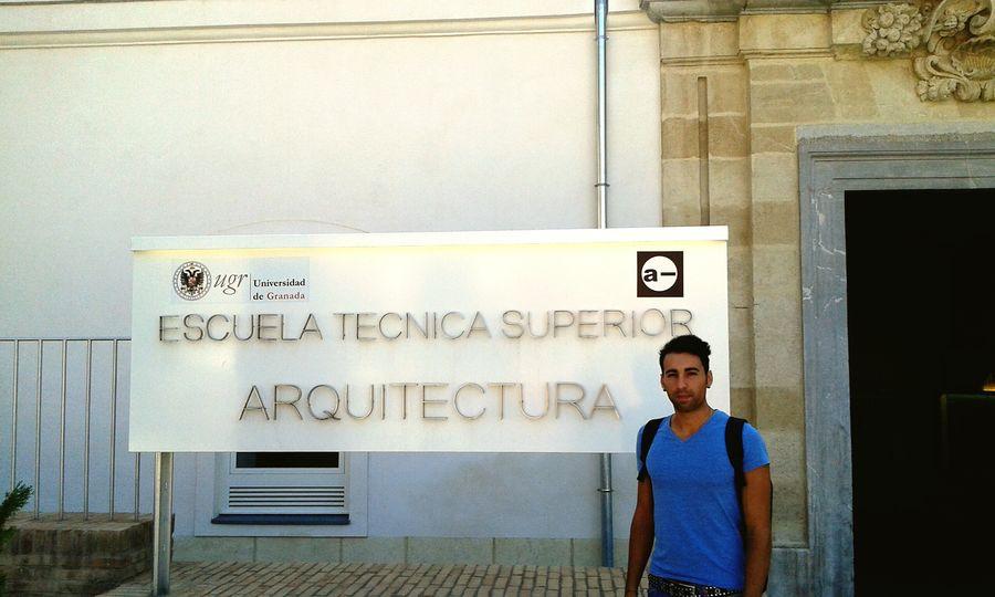 Life experience! Erasmus! That's Me Enjoying Life Lifeexperience Erasmus2015 España Granada