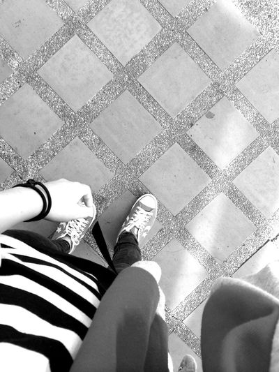 Converse B/W :)
